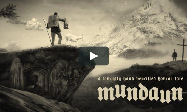 Mundaun | Confira o trailer e imagens do jogo de terror inteiramente desenhado à mão