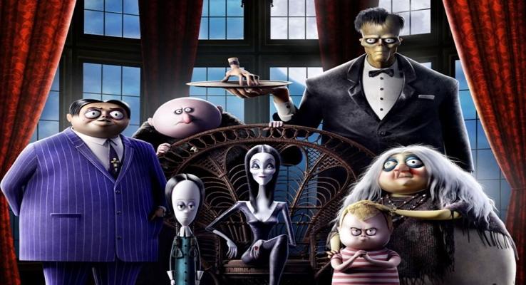 Nova animação de 'A Família Addams' ganha 1º teaser