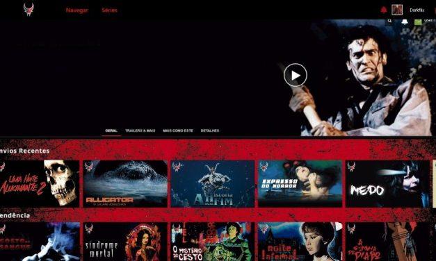 """Darkflix   a """"Netflix do terror"""", será lançada em maio"""